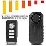 Richer-R Motorrad Alarm System, Wireless Motorrad Fahrrad Diebstahl Alarmanlage,Alarm...