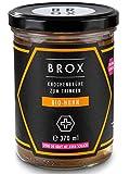 BROX Knochenbrühe BIO-Huhn (6x370ml) - 100% Bio - Kollagen, Protein, Gelatine - 18 Stunden gekocht...