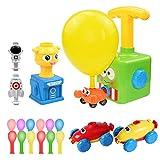 vxcsbhr Kinder Ballon Auto Spielzeug,Children Inertial Power Ball Car,Wissenschaft Auto Baby...