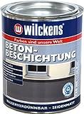 Wilckens Betonbeschichtung LF, RAL 7032, 750 ml, kieselgrau 12673200050