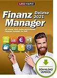 Lexware FinanzManager Deluxe 2021 Download|Einfache Buchhaltungs-Software für private Finanzen und...