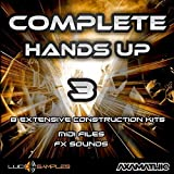 Complete Hands Up Vol. 3 - Construction Kits Sample Pack | WAV + MIDI Files | Download