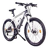 NCM Prague, E-Bike Mountainbike 36V 13Ah 468Wh, 26', wei