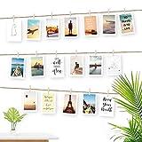 Ecooe Fotoseil für Kreative und Schöne Dekoration DIY Bilderrahmen Wanddekoration 3 Meter...