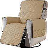 BXFUL Sesselschoner Relaxsessel Sesselauflage Relax,Sofaüberwurf 1 Sitzer Sesselschutz für Hunde...