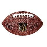 Wilson American Football, NFL Team Mini Micro, Freizeitspieler und Sammler, Gummi, F1637, Gre Mini,...