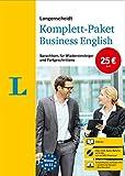 Langenscheidt Komplett-Paket Business English: Sprachkurs mit 2 Büchern, 3 Audio-CDs, MP3-Download,...