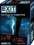 KOSMOS 691769 EXIT - Das Spiel - Der Flug ins Ungewisse, Level: Einsteiger, Escape Room Spiel