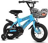 WLD Kinderfahrrad , Kinderfahrrad Kinderauto Multifunktions-Kindersitz Flash Wheel Geeignet für...