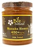 MGO 250 g Methylglyoxal 450 mg/kg Biene Natürlicher Manuka-Honig – 6 Stück