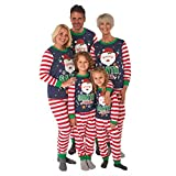Askwho Weihnachten Baby Kleidung Set Kinder Pullover Pyjama Outfits Set Familie Kinder Baby Boy Girl...