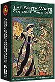 UYIDE 78 Karten Englisch Tarot, Englische Version Der Hundertjährigen Tarotkarte Originalanpassung,...