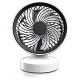 CSL - Tischventilator Ventilator mit Standfu - Leises Betriebsgerusch - nur max. 45dB - Ein...