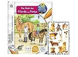 tiptoi Ravensburger Buch - Wieso? Weshalb? Warum? 13 Die Welt der Pferde und Ponys + Hunde und...