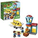 LEGO Duplo 10871 - Flughafen, Ideales Spielzeug fr Kinder im Alter von 2 bis 5 Jahren