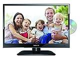 Lenco DVL-1662 16 Zoll (40cm) LED-Fernseher mit DVD-Player - Triple-Tuner (DVB-T/T2/S2/C) - 12 Volt...