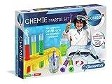 Clementoni 69175 Galileo Science – Chemie Starter-Set, farbenfroher Experimentierkasten mit...