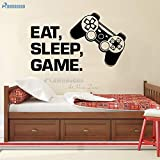 zqyjhkou Sports Wall Decals Hang Gliding Wall Sticker Sports and Hobbies Extreme Wall Decor Art...