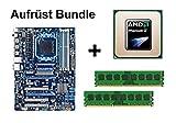 Aufrüst Bundle - Gigabyte 870A-USB3 + Phenom II X4 820 + 4GB RAM #93267
