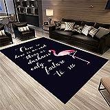 KFEKDT Nordic Carpet Nacht bodenmatte Dekoration Flanell weichbereich Carpet Sofa Matte Mode...