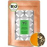 Bio Sencha Grüntee Sencha Dynasty Premium lose Blätter Grüner tee Green Tea von YANG CHAI Mit...