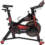 Care Fitness - Spinning Rad fr zu Hause Spibike SP-490 - Komfortabel und leise - Heimtrainer...