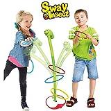 ALLCELE Ringwurfspiel-Set für Jungen und Mädchen, Geschenk für 5 Jahre alte Jungen