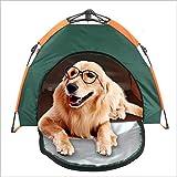 Tragbares Hundezelt Und Auto-Transportbox Faltbar Transportbox Für Hunde Hundebox Auto