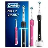 Oral-B PRO 22950N Elektrische Zahnbürste, für extra Zahnfleischschutz dank visueller...
