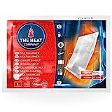 THE HEAT COMPANY Multiwärmer Wärmepads - 10 Stück - EXTRA WARM - Transportwärmer ohne...