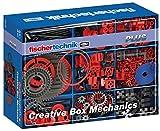 Fischertechnik 554196 Creative Box Mechanics-eine spezielle Auswahl an Antriebs-und...