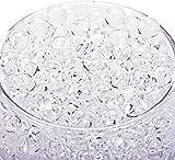 Eyscoco Wasserperlen, 10000 Stück Vase Füller Perlen Edelsteine Wassergel Perlen Wachsende...