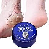 Ahagut Fußcreme Fußpilz Creme Fusspflege Creme Repair Care Schrundensalbe Fußpflege für sehr...