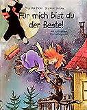 Für mich bist du der Beste!: Buch mit Plüschkatze 'Camillo'