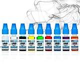 Bemoliquid Premium E Liquid ohne Nikotin für E Zigarette | intensives Aroma Liquid | E-Shisha...