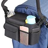 ILS - Kinderwagen Baby Windel Wechsel Tasche für Trolley Reise Diaper Schulter Tasche