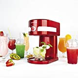 Eismaschine Slusheis und Crushed-Eis Maschine in einem 30W ( Whlbare Eiskonsitenz, fr Drinks,...