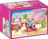 Playmobil 70210 Dollhouse Babyzimmer, ab 4 Jahren, bunt, one Size