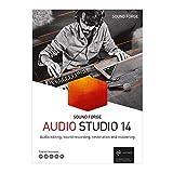 SOUND FORGE – Version 14 – Recording, Audio Editing, Restauration und Mastering.   Audio Studio...