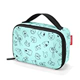 reisenthel thermocase kids OY4062 cats and dogs mint – Isoliertes Etui mit 1,5l Volumen –...