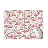 Mauspad Gaming Flamingo Mauspad Schüler Computer-Maus Anti-Rutsch-Pad Notebook Office Keyboard...