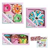 Spar-Set 174892 - Beluga - Sweet & Easy - Enie backt - Cronuts, Muffins und Schwimmbad-Torte