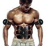 Bauchmuskeltrainer Elektrisch Elektrostimulator Muskel EMS-Training Mann/Frauen Massage-grtel...