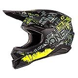 O'NEAL | Motocross-Helm | MX Enduro Motorrad | ABS-Schale, Sicherheitsnorm ECE 22.05,...