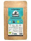 koawach Karamell + Meersalz Kakaopulver Trinkschokolade – Koffein Kakao Guarana Vegan heiße...