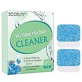 Waschmaschinenreiniger,Waschmaschine Reiniger Schaum,Dekontamination Brausetabletten, Waschmaschine...