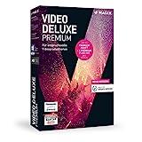 MAGIX Video deluxe – 2018 Premium – Professionelle Videobearbeitung für Windows