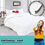 Style Heim Bettdecke 200x220 cm XXL Microfaser Decke Steppdecke 2560g Füllung Schlafdecke...