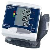 visomat handy - Blutdruckmessgerät Handgelenk, validierte Messgenauigkeit, Hersteller mit über 40...
