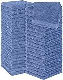 Utopia Towels - 60er Set Seiftücher, 30x30 cm, Washclappen aus 100% Baumwolle, 600g/qm, (Elektrisch...